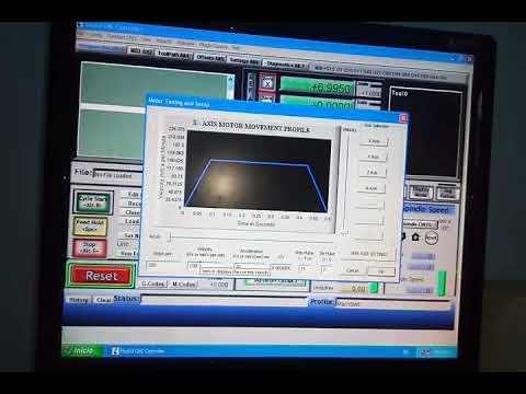 Configuración break board 5 axis mach3 cnc parte 2 with microstep driver