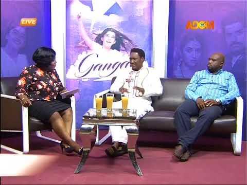 Gangaa Chat Room - Adom TV (24-4-18)