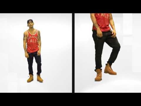 JUSTIN BIEBER 'LOLLY Dance Tutorial South Dallas Swag @DanceVidsLIVE1