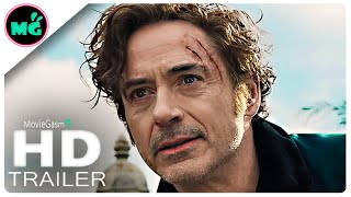 DOLITTLE Trailer (2020) Robert Downy Jr