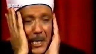 ــ تلاوة رآآااااااآاءعةــ الشيخ عبد الباسط عبد الصمد ـcheikh Abdel basset abdessamad
