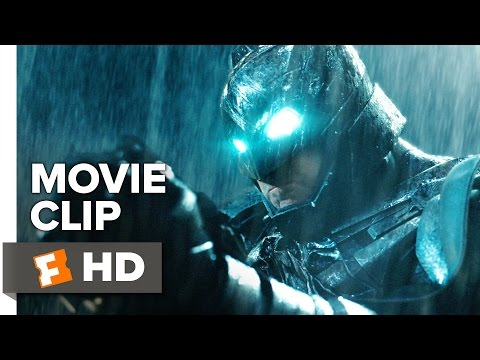 Batman v Superman: Dawn of Justice Movie CLIP - Stay Down (2016) - Ben Affleck Movie HD