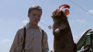 The Chronicles of Narnia   The Voyage of the Dawn Treader Eustace Fights Reepicheep
