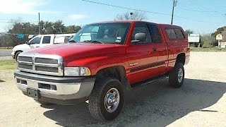 2001 Dodge Ram 2500 SLT Cummins Review