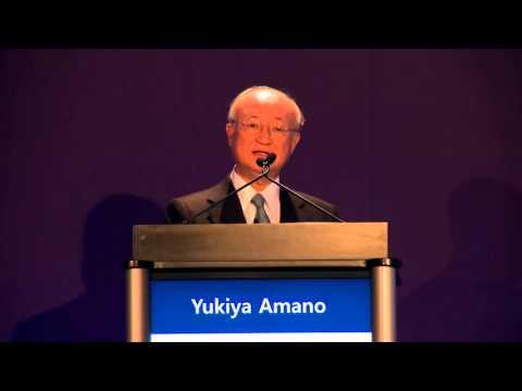 EU Non-Proliferation & Disarmament Conference 2015: Yukiya Amano