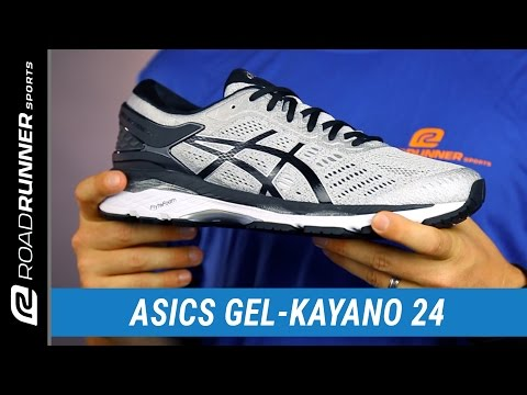 c9a128575fc3 ASICS GEL-Kayano 24   Men s Fit Expert Review - YouTube