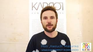O fantastycznej idei Piotr 'Rastuch' Maślanka, Karrot Kommando - Tribute to Alibabki