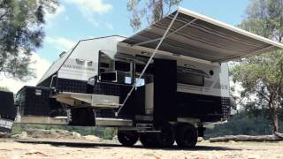 Introducing the BLACK SERIES Caravan HQ15 & HQ19