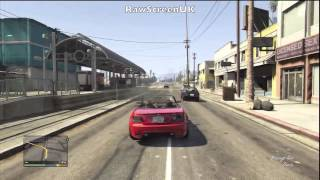 GTA 5 - PART 5 - Playstation 3 Walkthrough Playthrough - NO COMMENTARY
