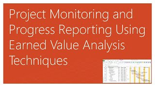 project monitoring bcws