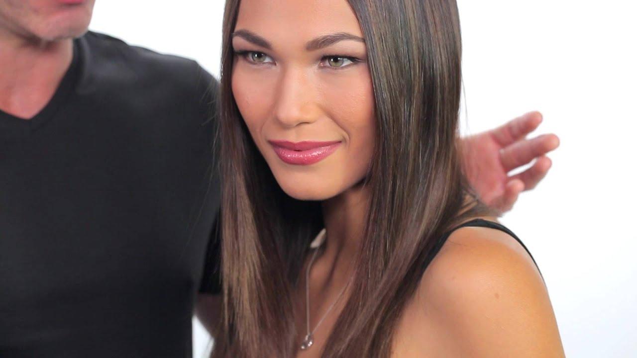Joico Lumishine Brunette Hair Color Protutorial Youtube