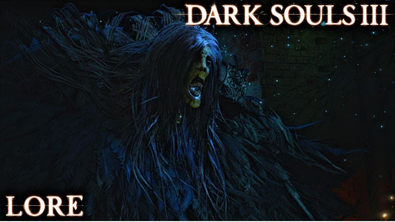 Dark Souls Ii Lore And Speculation: Dark Souls 3 Lore [German] Vater Ariandel