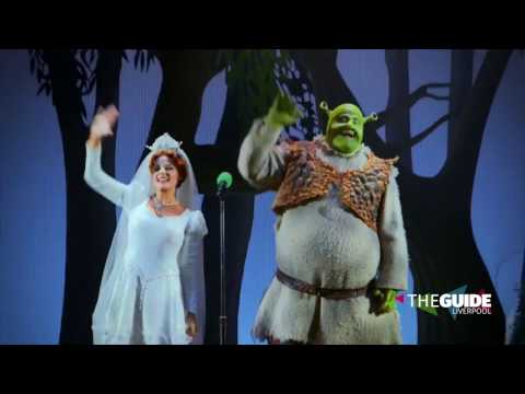 We get a backstage tour of Shrek the Musical by Lord Farquaad himself | The Guide Liverpool