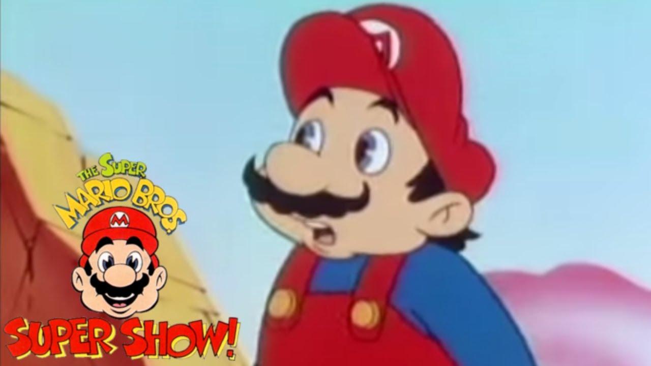 Super Mario Bros Super Show S1e20 Too Hot To Handle Video