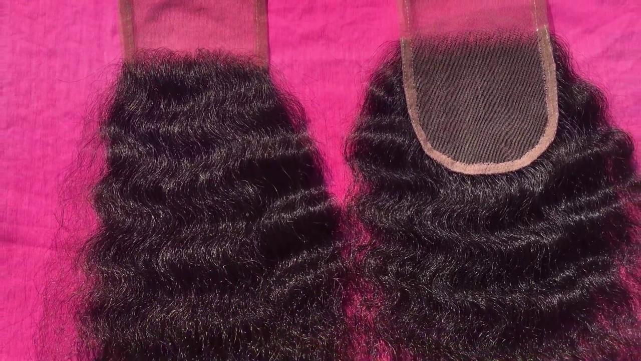 Raw Curly Hair Raw Indian Curly Hair Closure Best Hair