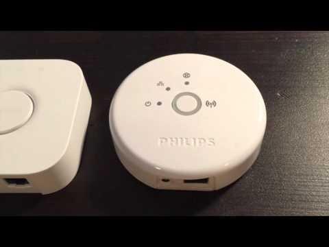 philips hue bridge 2 0 mit homekit integration youtube. Black Bedroom Furniture Sets. Home Design Ideas