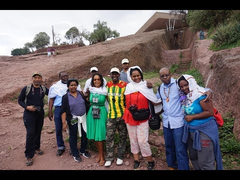 How to Travel to Ethiopia & Ghana - Bomani on Dynast Amir Search For Uhuru