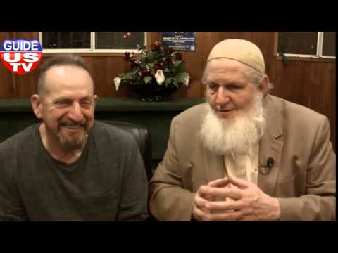 New Shahada with Yusuf Estes Ricki accepts Islam