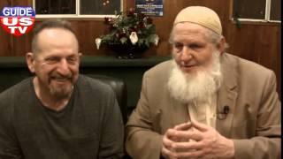 New Shahada with Yusuf Estes Ricki accepts Islam