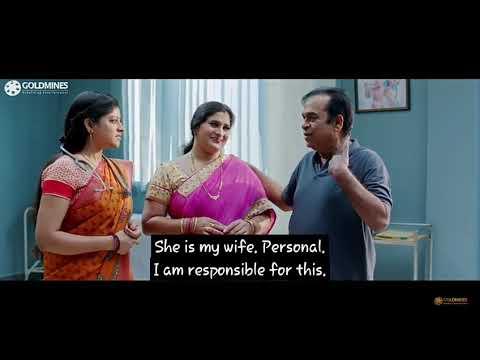Brahmanandam Allu Arjun comedy scene