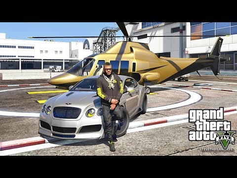 GTA 5 MOD#200 LET'S GO TO WORK!! (GTA 5 REAL LIFE MOD)
