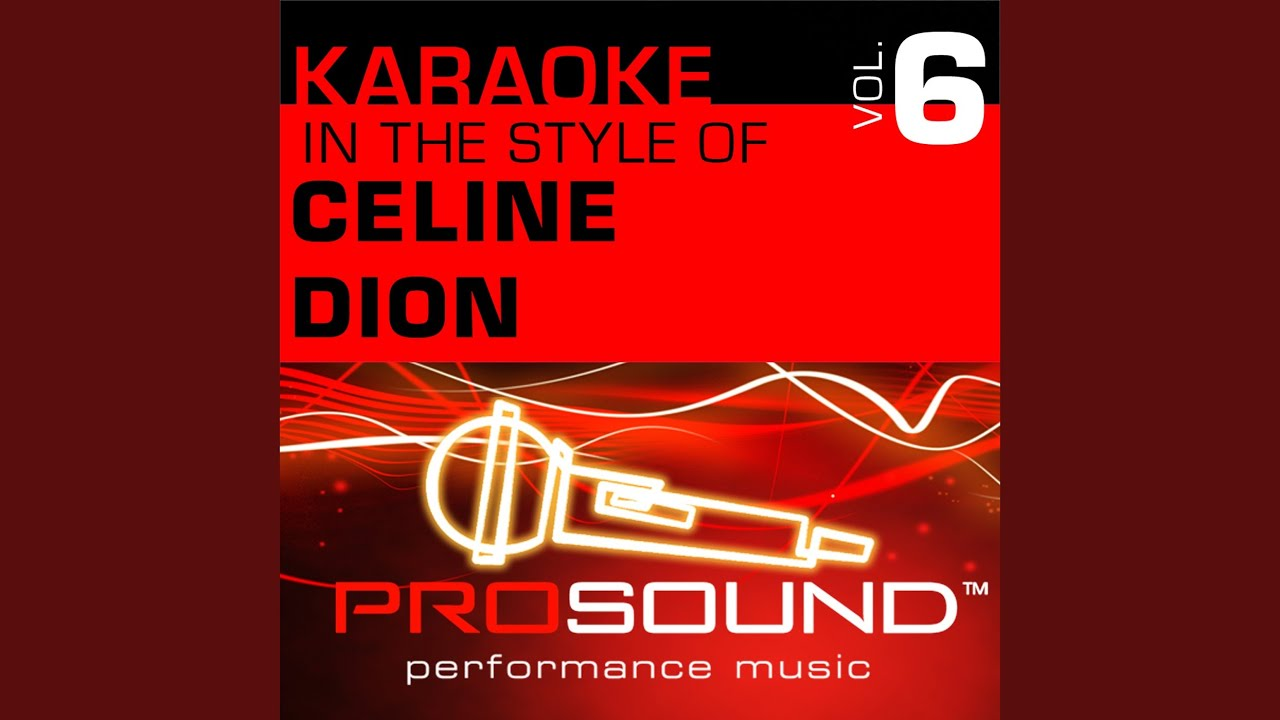 Don't Save It All For Christmas Day (Karaoke With Background Vocals) (In the style of Celine ...