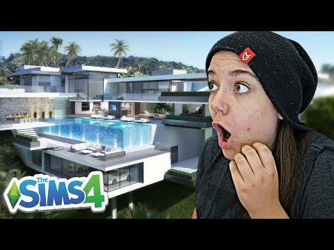 COMPREI A MINHA MANSÃO! - The Sims 4 Estações