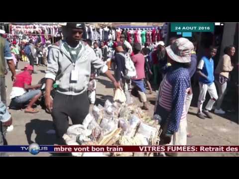 JOURNAL DU 24 AOUT 2016 BY TV PLUS MADAGASCAR