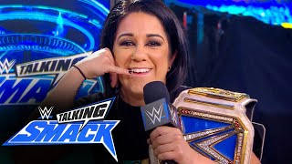 Bayley weighs in on Alexa Bliss' potential role in her title defense: Talking Smack, Sept. 26, 2020