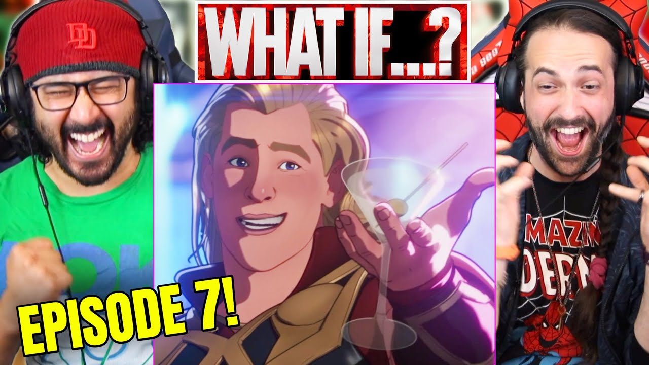 Download Marvel WHAT IF EPISODE 7 REACTION!! 1x6 Spoiler Review   Breakdown   Thor Was An Only Child