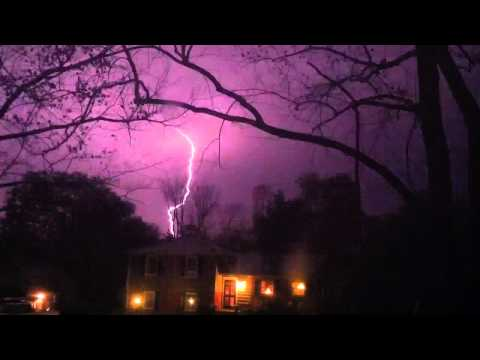 Storm Near Henrico Doctors