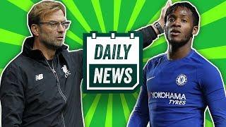 Liverpool to sign Brazilian wonderkid? + Batshuayi & Carroll swap deal? ► Onefootball Daily News