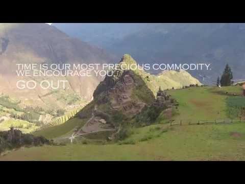 Mountain Lodges of Peru - Manifesto