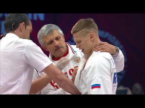 KWUCAMP 2017. Ivan Tumashev (Russia) Vs. Dmitriy Moiseyev (Kazakhstan). Final -65 Kg
