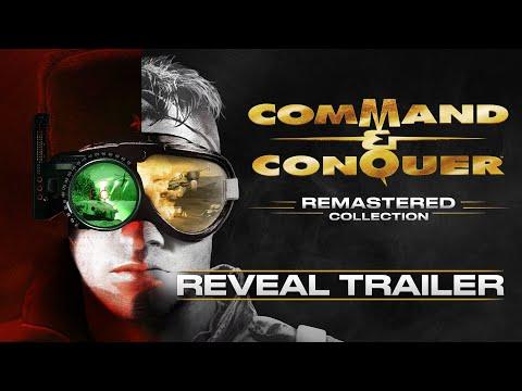 Command & Conquer Remastered Collection - Tráiler oficial de presentación