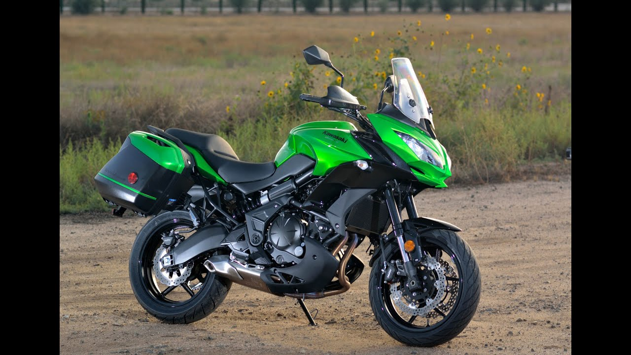 Kawasaki Versys Lowering Review