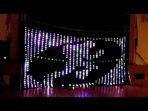 LED Wall Twilite Music