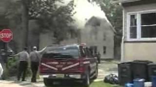 lakewood nj fire on nolan place and ridge avenue