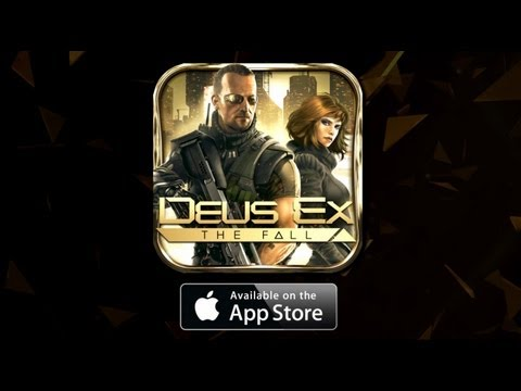 Deus Ex: The Fall - Launch Trailer