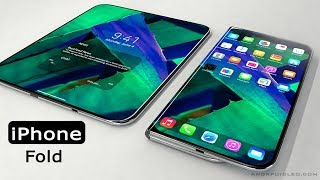 iPhone Fold 2020 - New Flexible iPhone Trailer | Concept Introdution Video