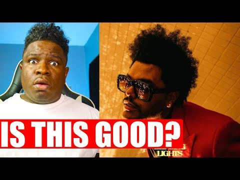 FIRST TIME HEARING - The Weeknd - Blinding Lights (Audio) - REACTION