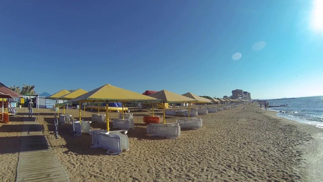 Береговое фото пляжей и набережной
