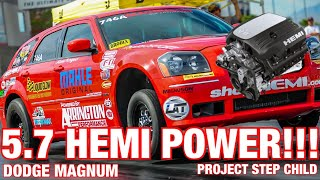 SHOULD I.......BUILD IT, BLOW IT UP OR JUNK THE 5.7 HEMI????-PROJECT STEP CHILD