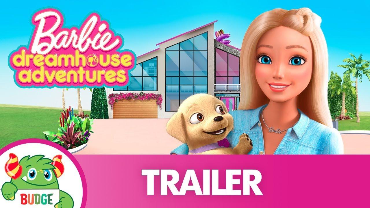 Barbie Dreamhouse Adventures Official Trailer Budge