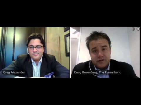 Modern Sales Management: Buyer Persona Interview with Greg Alexander and Craig Rosenberg