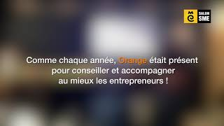 Les conférences Orange du SME 2018