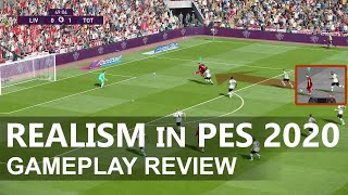 Is this the BEST football simulator? PES 2020 Realism Review