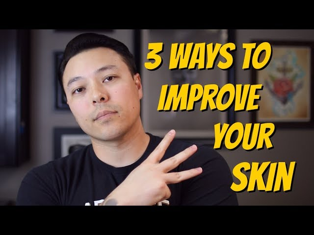3 Ways to Improve the Health of Your Skin for Tattooing