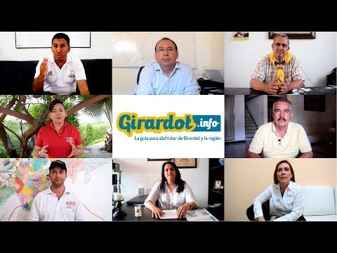 Candidatos a la Alcaldía de Girardot 2016 - 2019
