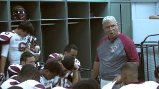 "Coach John Murillo - ""I am a champion"" speech - Goleman High School"